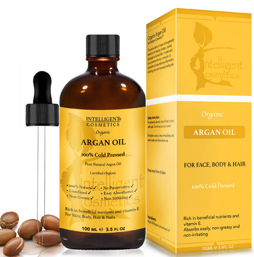 100% Cold Pressed Argan Oil 100ml