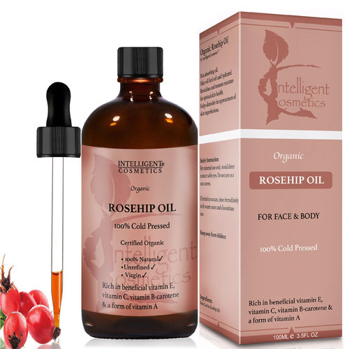 Rosehip Oil 100% Cold Pressed 100ml